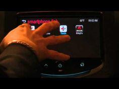 MyLink: 2013 Feature Updates - BringGo, TuneIn, Siri   Chevrolet