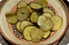 Castraveti murati pentru Tarator, cea mai racoroasa supa la Miercurea fara carne Mai, Pickles, Cucumber, Fruit, Food, Essen, Meals, Pickle, Yemek