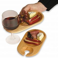 Creative Appetizer Tray for Easy Pickings | Designbuzz : Design ideas and concepts