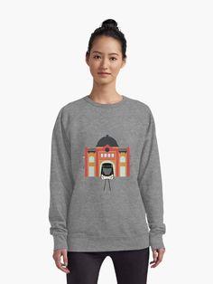 Melbourne Tram by Jollybird Designs. #Melbourne #Tram #Australia #Women #Shirt #Sweatshirt #Fashion