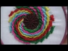 BORDADO FANTASIA -------- SOL REHILETE - YouTube