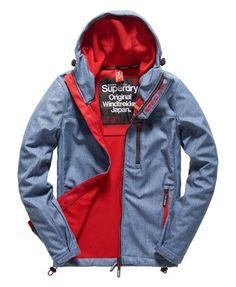 Superdry Hooded Windtrekker Jacket