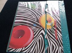 Other Paper Collectibles Trapper Keeper, Notebook School, Pink Zebra, Graphic Design, Paper, Ebay, Binder, Pink Zebra Sprinkles, Visual Communication