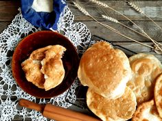 Bhatura, a lángos - Helló Curry! Curry, Breakfast, Food, Morning Coffee, Curries, Essen, Meals, Yemek, Eten
