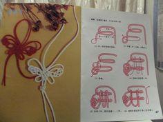 Macramé: nudos chinos « Variasmanualidades's Blog