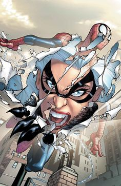 AMAZING SPIDER-MAN #3 DAN SLOTT (W) • HUMBERTO RAMOS (A/C) • Because of her last encounter with Spider-Man, Felicia Hardy lost everything. Now the Black Cat is back, and she doesn't want any apologies or excuses... just REVENGE. • Plus: Spidey teams up with a real hero, fireman Pedro Olivera... who just happens to be the current boyfriend to one Mary Jane Watson. 32 PGS./Rated T …$3.99