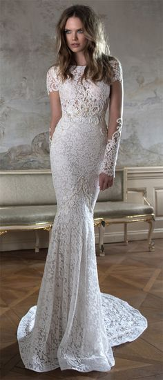 Berta Bridal Fall 2015 Wedding Dresses 15 See More: http://www.deerpearlflowers.com/berta-bridal-fall-2015-wedding-dresses-part-1/