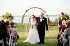 Cambridge Wedding at Hyatt Regency Chesapeake Bay, MD (Photo by Vness Photography)