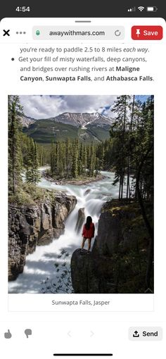 Waterfall, Road Trip, Summer, Outdoor, Outdoors, Summer Time, Road Trips, Waterfalls, Outdoor Games