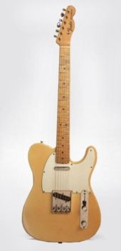 VARIAX T-MODEL Position 2: Bridge+Neck (modified 1968 Fender® Telecaster® - the two pickups wired in series)