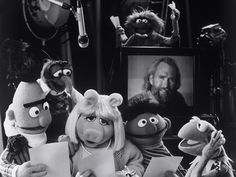 Jim Henson in a letter he wrote to his children that was to be opened upon his passing. The Muppets creator Sesame Street Muppets, Fraggle Rock, The Muppet Show, Kermit The Frog, Old Shows, Comedy Tv, Jim Henson, Disney Love, Little Pony