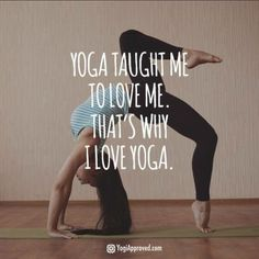 Foundations of Yoga tonight at 7:30 pm. Let me know if there's anything you want to work on! Mostly let's learn to love ourselves right where…