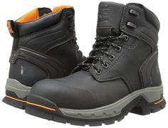 Men's Endurance 6 Steel Toe EX Met Guard Industrial y zapato de construcci¨®n, Brown Full Grain Leather, 10 M US