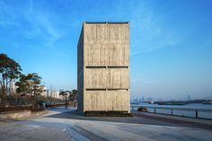 5osA: [오사] :: *버티컬 글래스 하우스 [ atelier fcjz ] vertical glass house_shanghai, china