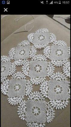 Crochet Motif, Crochet Necklace, Knitting, Jewelry, Rugs, Crocheting Patterns, Towels, Crochet Wraps, Crochet Edgings