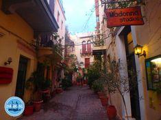 walking-in-Chania - Zorbas Island apartments in Kokkini Hani, Crete Greece 2020 Heraklion, Crete Greece, Walking, Island, Holiday, Vacations, Woking, Islands, Holidays