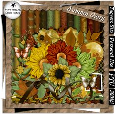 Mythical Designs: Autumn Glory