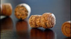 Put a Cork On It: Creative Re-uses for Champagne Corks by Krista Bjorn Wine Cork Projects, Wine Cork Crafts, Wine Bottle Crafts, Champagne Cork Crafts, Champagne Bottles, Party Like Gatsby, Iced Tea Recipes, Cork Art, Prosecco