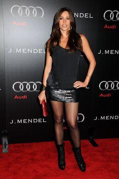 Sofia Vergara - Audi & J. Mendel's Kick Off Celebration of Golden Globe Week 2011 in LA 01/09/11