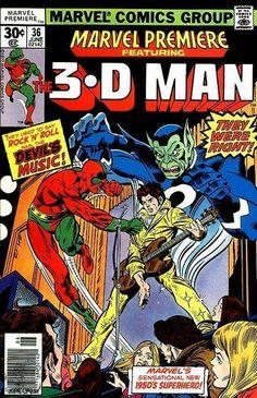 Marvel Premiere 36