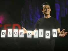 Marco Tempest: A magical tale (with augmented reality) | Video on TED.com  Story Telling and magic