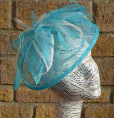 f62a67b4c0710 MAUREEN BY MARION LOWE  millinery  hatacademy Fascinator Hats