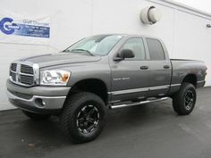 BIG Truck! 2007 Dodge Ram 1500