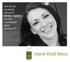 Hand Kind Revo cleans and softens skin- order now! #fightdryskin