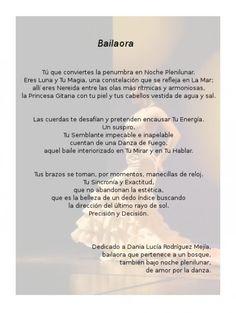Poema a la Bailaora