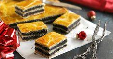 Ez a bejgli biztosan nem reped, próbáljátok ki így is. Mivel nagyon szeretem a mákos sütiket, én most mákkal készítettem, de a... Eat Pray Love, Romanian Food, Holiday Dinner, Food Cakes, Cake Recipes, Cheesecake, Food And Drink, Menu, Pie