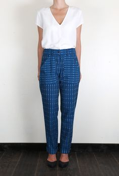 Ace and Jig Utility Trouser in Union » Hawthorn Shop