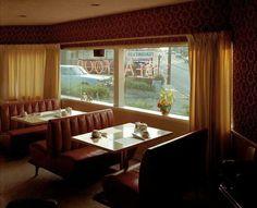 Stephen S William Eggleston Michigan Usa July 7 Vintage Restaurant