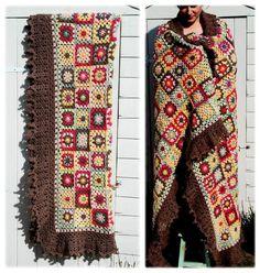 Crochet Patterns: Crochet Blankets Patterns - Three Beautiful Motifs