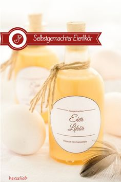 Liqueur recipes, drinks Recipes: recipe for eggnog. Homemade also a great gift from the kitchen for Easter. Great drink and gift! # liqueur About Selbstgemachter Eierlikör – mein Rezept (Getränk) PinYou can easily use my p Vodka Cocktails, Cocktail Drinks, Cocktail Recipes, World Recipes, My Recipes, Bread Recipes, Zabaglione Recipe, Homemade Eggnog, Homemade Recipe
