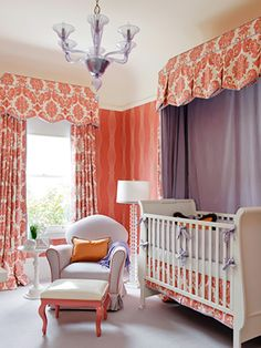 Just because you're decorating for a baby nursery, doesn't mean you need to sacrifice style points. Here are 25 ideas to inspire your own interior design creativity!