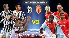 Juventus vs Monaco Champions League Juventus, Live Soccer, Sports Betting, Antara, Sport Watches, Monaco, Baseball Cards, Tips, Youtube