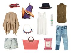 7 Stylish Outfits Perfect for Every Summer Outing via Brit + Co.