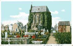 St. Roch Campo Santo 1725 St. Roch Avenue, New Orleans, Louisiana 70117