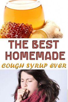 Amazing Homemade Cough Syrup #NaturalRemediesForSoreThroat #RemediesForColdSores #NaturalAntibiotic #RawGarlicBenefitsNaturalAntibiotics Severe Cough Remedies, Best Cough Remedy, Toddler Cough Remedies, Homemade Cough Remedies, Homemade Cough Syrup, Home Remedy For Cough, Natural Sleep Remedies, Cold Home Remedies, Natural Cures