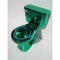 Traditional Toilet & Bidet from Jemal Wright Bath Designs, Model: Custom Design Green Bathroom Accessories, Traditional Toilets, Toilet Sink, Talavera Pottery, Bathroom Sink Faucets, Bath Design, Black Forest, Kitchen Aid Mixer, Go Green