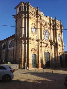 Mosteiro de Salzedas - Portugal