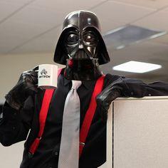 Vader's Dark Side Roast, Hoth Cocoa & Yoda's Dagoba Green Tea from @thinkgeek #starwars $30
