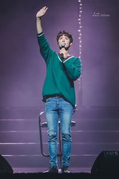 """161210 ♡ park bogum asia tour fanmeeting in kuala lumpur l'eau d'hiver // do not edit or remove watermark."""