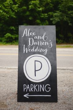 Parking. Photography by sarawilde.com, Wedding Decor & Styling by laskadesign.com