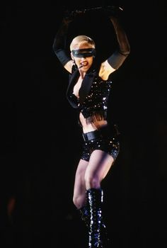 "Kiss from a Rose: Madonna ""Erotica"" (The Girlie Show)"
