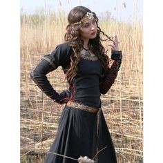 Lady Hunter - Medieval Renaissance Clothing, Costumes found on Polyvore