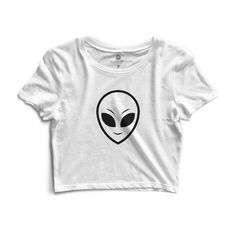Feminino, Cropped, Cropped Morena, Cropped Morena Deluxe Alien Branco, kt3984 Alien Crop Top, Lara Jean, Tumblr Outfits, Mens Fashion, Fashion Outfits, Character Outfits, Short Dresses, Cute Outfits, Crop Tops