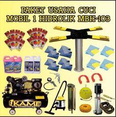 Paket Cuci Mobil 1 Hidrolik MBH – 103