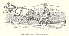 McCormick Reaper | THE McCORMICK REAPER WORKS.
