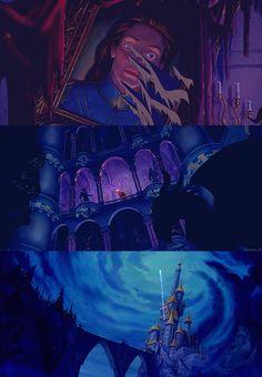 Visually breathtaking Disney movies:     5/?? - Beauty and the Beast